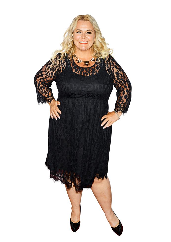 NAME: AJAY ROCHESTER <br><br> AGE: 49 <br><br> FAMOUS FOR: hosting The Biggest Loser between 2006 and 2009. <br><br> CHARITY: 4 ASD Kids <br><br> 'I want people to see the real me'