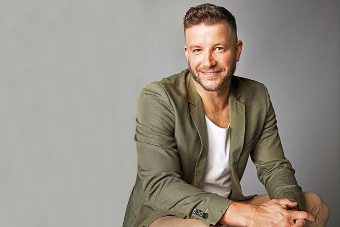 NAME: LUKE JACOBZ <br><br> AGE: 37 <br><br> FAMOUS FOR: hosting The X Factor. <br><br> CHARITY: Carrie's Beanies 4 Brain Cancer <br><br> 'I'm freaking out about the challenges'