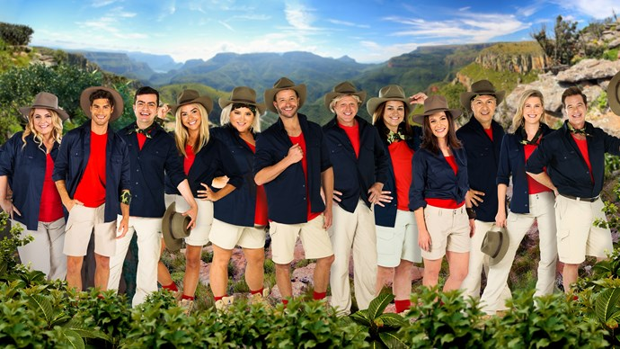 The new I'm A Celeb cast has left some fans feeling a little underwhelmed. *(Image: Network Ten)*