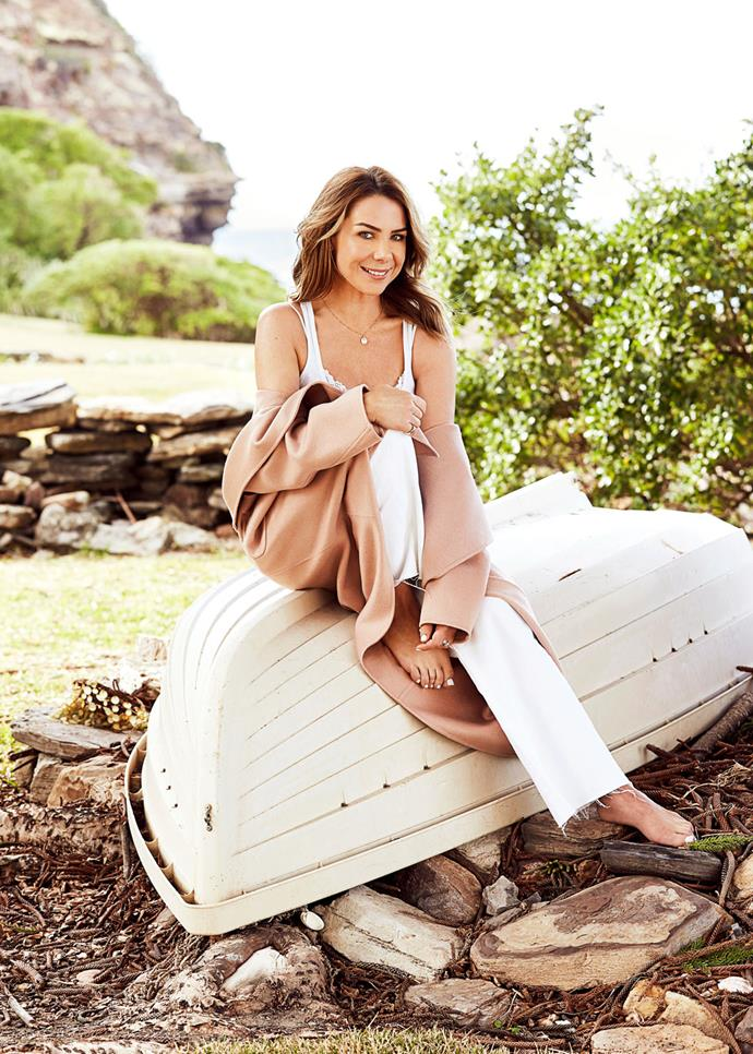 Kate Ritchie is keen to return to acting.