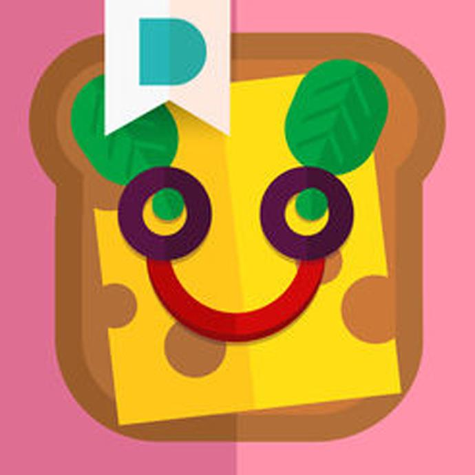 ***Duckie Deck Sandwich Chef:*** Help your little chef learn about healthy eating, develop her motor skills and put together yummy sandwich selections. *(Google Play, $2.26 and iTunes, $4.49)*