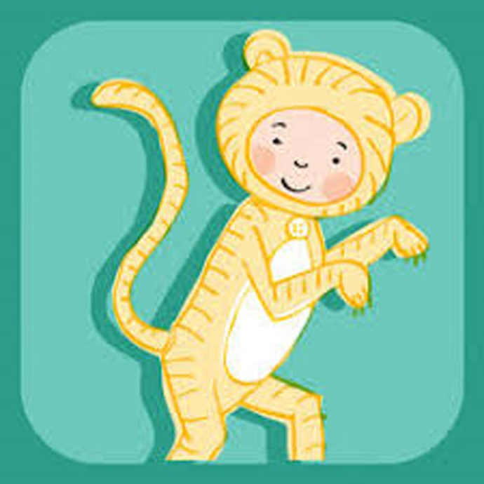 ***I Imagine:*** This app follows a child at home who wants to play with a parent who has work to do. As your tot explores the interactive pages, he'll discover the joy of imaginative play. *(iTunes, free)*
