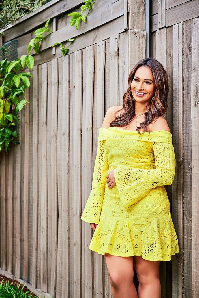 Sharon Johal is breaking down barriers on Australian TV.