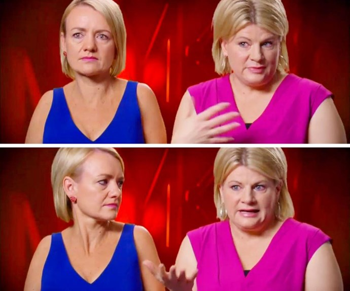2015 runners up Jac and Shaz were reportedly blindsided by the two endings being filmed. *(Image: Supplied)*
