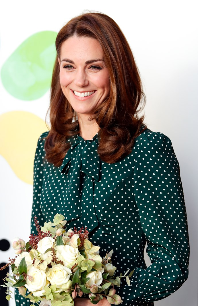 Kate recently celebrated her 37th birthday. *(Image: Getty)*