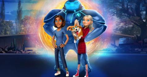 ***3Below: Tales of Arcadia:*** Two royal teen aliens, Aja and Krel escape their home planet and are hiding out and trying to blend in with the humans in the town of Arcadia. (2018; PG)