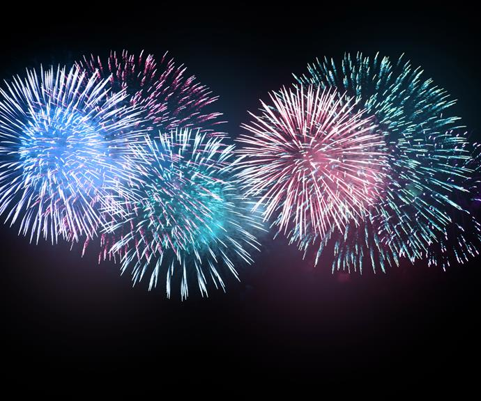 **Canberra** <br><br> Lake Burley Griffin will light up at 9pm with fireworks over Commonwealth Avenue Bridge at 9pm.