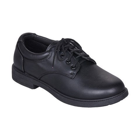 "Lace Up School Shoes, $8 from [Kmart](https://www.kmart.com.au/product/lace-up-school-shoes/2368806|target=""_blank""