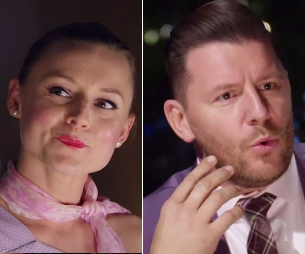 Remember that time Jessica fat-shamed Manu? Not cool. *(Images: Channel Seven)*