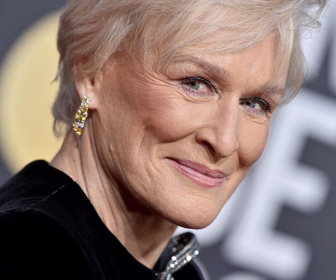 Could Glenn Close be about to win her first Oscar? *(Image: Getty)*