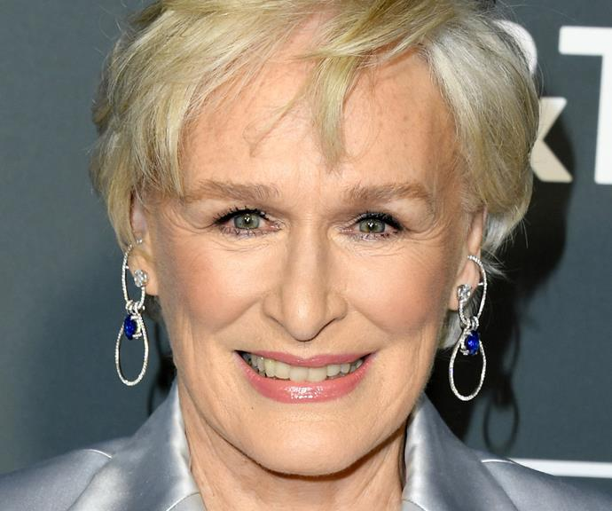 Glenn Close at the 2019 Critic's Choice Awards. *(Image: Getty)*