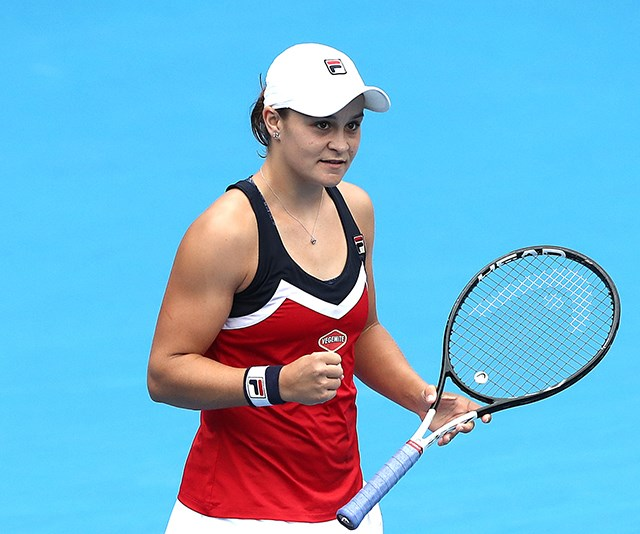 Ash Barty is the one to watch at this year's Australian Open. *(Image: Getty Images)*
