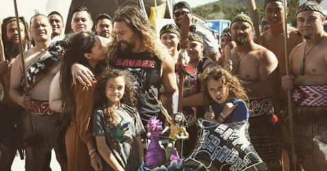 Jason Momoa and Lisa Bonet's love story in pictures | Now To Love