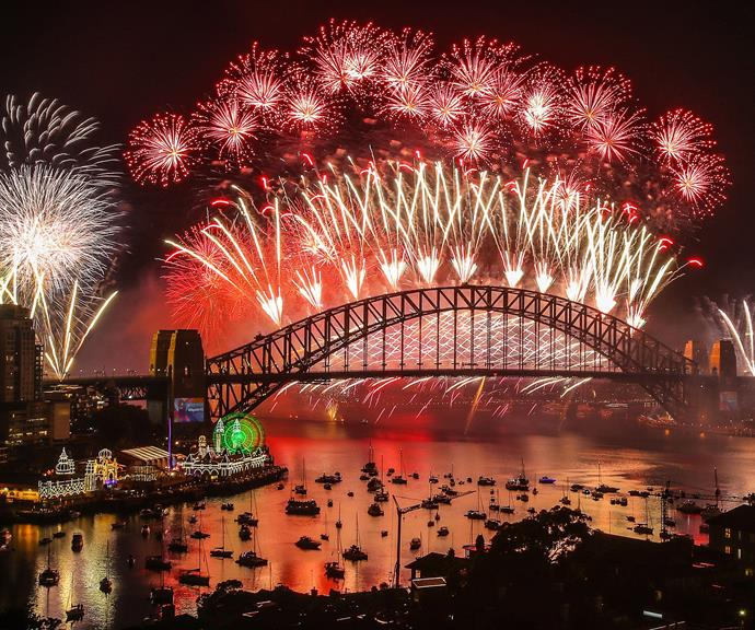 **Birchgrove Park** in Birchgrove, near Balmain, is a beautiful family-friendly spot to watch the fireworks. This is definitely a location where it's best to use public transport, as parking availability is limited. *(Image: Getty)*