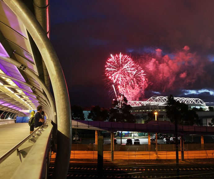 **Footscray Park** is a great spot to bring a picnic in the afternoon and enjoy the fireworks away from the crowded CBD. *(Image: Getty)*