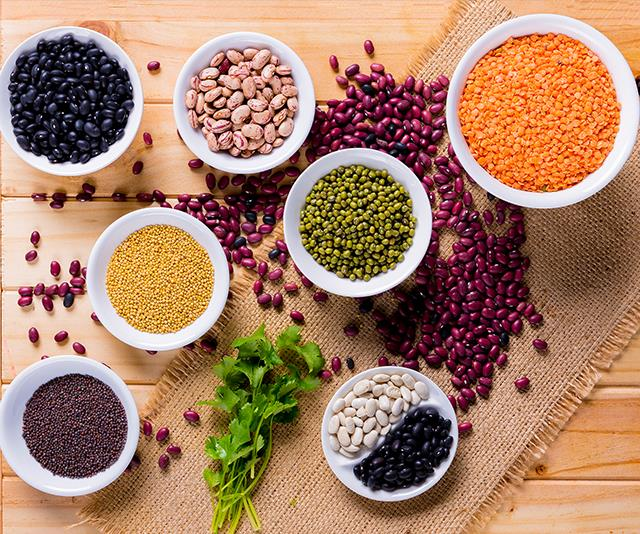 Add some more legumes into your diet for an energy boost. *(Image: Getty Images)*