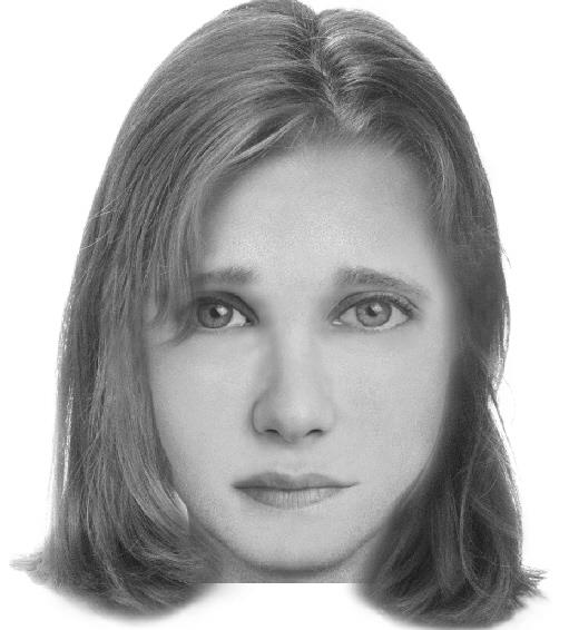 Police released a drawing of Karen Sparks during the trial. *(Source: Getty)*