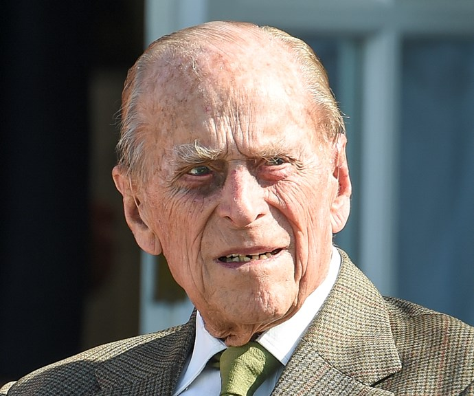 Prince Philip is doing well and The Queen is by his side. *(Image: Getty)*