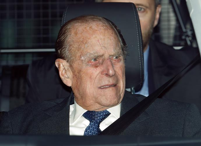 Prince Philip. *(Image: Getty)*