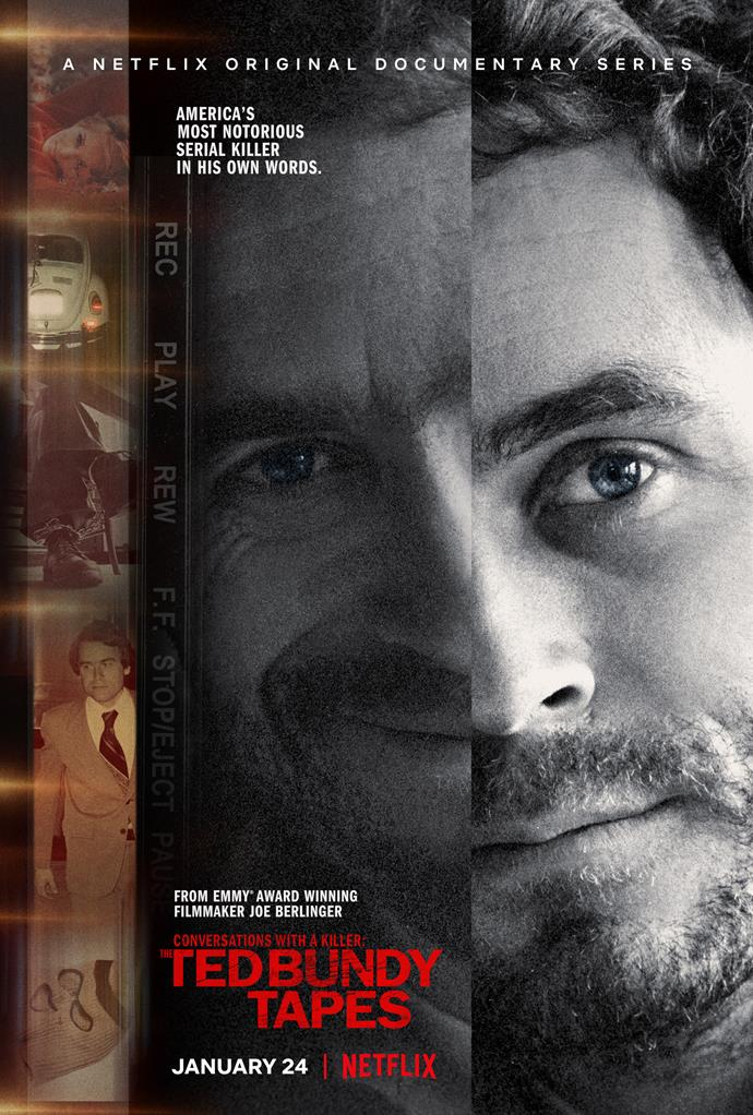 Netflix' new docu-series, *Conversations with a Killer: The Ted Bundy Tapes*, will launch on January 24, 2019.