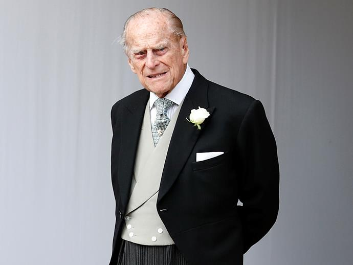 The Duke of Edinburgh has had a string of health scares recently. *(Image: Getty)*