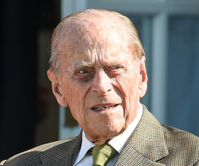 The Duke walks unaided, without a walking stick. *(Image: Getty)*