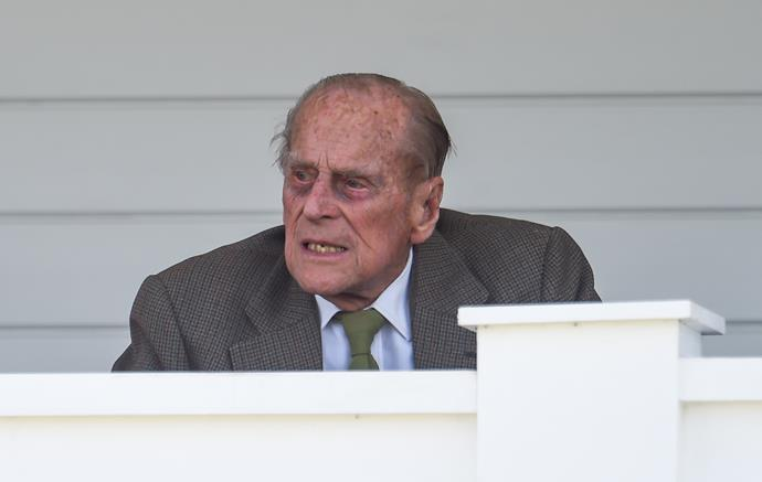 The Duke retired from public life in August 2017. *(Image: Getty)*