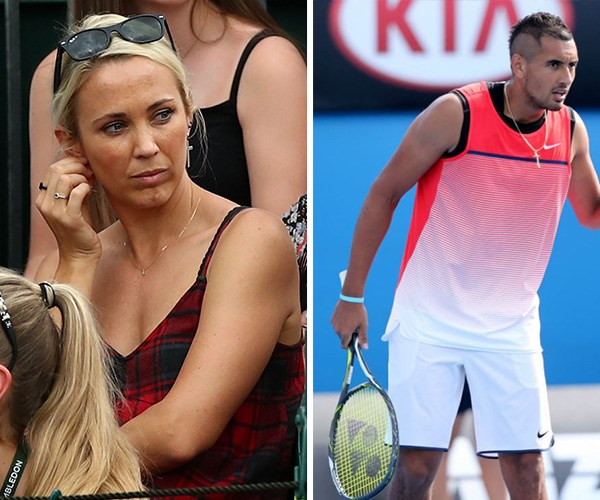 """Bec has always hated Nick."" *(Images: Getty Images)*"