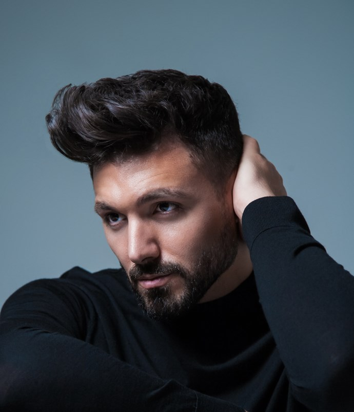 "**Alfie Arcuri** <br><br> He won *The Voice Australia* in 2016, and now he's ready to take on the Eurovision: Australia Decides stage. <br><br> ""It's an honour to be involved in a competition that celebrates and embraces music and diversity... and to take this journey alongside such amazing Australian talents is truly incredible!"" he says. ""There's always something special about the first - scary but exciting!"""