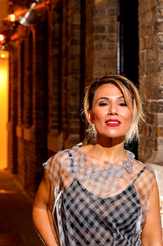 """**Tania Doko** <br><br> Tania found fame as one half of the pop duo Bachelor Girl, with smash hits including *Buses and Trains* and *Permission To Shine.* <br><br> """"This is one of those unplanned, didn't-see-this-coming little chapter in my career I'm embracing with a sense of adventure and excitement,"""" Tania says. <br><br> """"Then, as a songwriter performing a song I co-wrote, there's the icing on the cake right there!"""""""