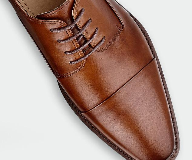 Every man needs a classic brown shoe. *(Image: The Iconic)*