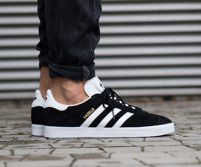 Gazelles are the hot new shoe at the moment. *(Image: Adidas)*