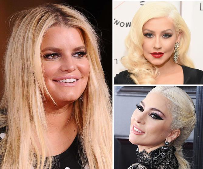 Richard took aim at Jessica Simpson, Christina Aguilera and Jessica Simpson. *(Source: Getty)*