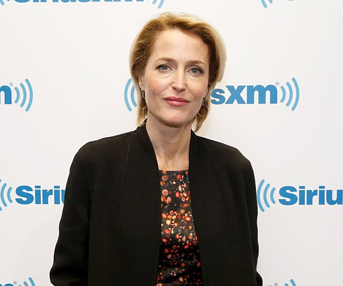 *Sex Education* and *X-Files* actress Gillian Anderson will reportedly play Margaret Thatcher in season four of *The Crown*. *(Source: Getty)*