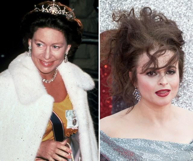 Helena Bonham Carter will play Queen Elizabeth's sister, Princess Margaret, in Season 3 of *The Crown*. *(Source: Getty)*