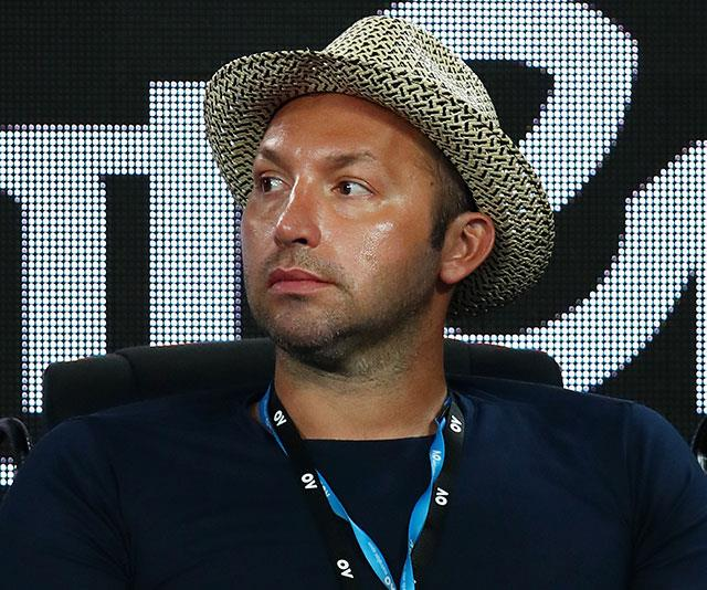 "King of the pool [Ian Thorpe](https://www.nowtolove.com.au/tags/ian-thorpe|target=""_blank"") keeps a low-profile in a fedora. *(Image: Getty)*"