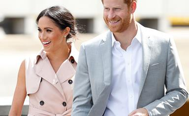 What will Prince Harry and Meghan Markle name their son?