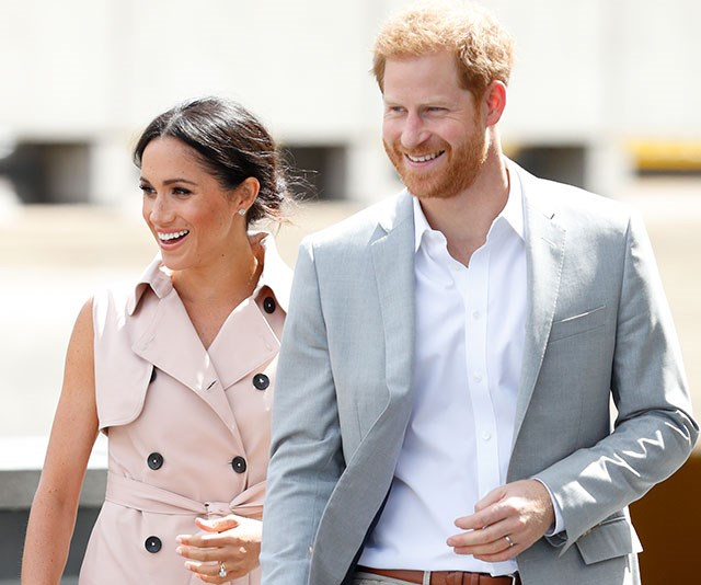 What's in a name? While the bookies are going down the traditional path, here at *Now To Love* we reckon these two royal trailblazers are going to pull a stunningly unique name of of the bag. *(Image: Getty)*