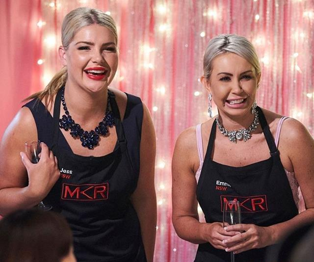 If you want to star on *MKR*, be prepared to cook. *(Image: Instagram @mykitchenrules)*