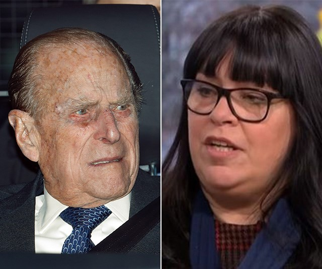 Prince Philip's crash victim has called for justice. *(Images: Getty (L), ITV (R))*
