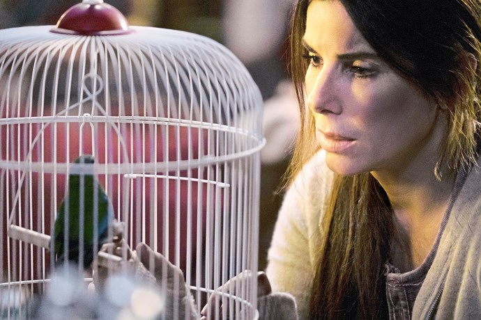Sandra in *Bird Box.*