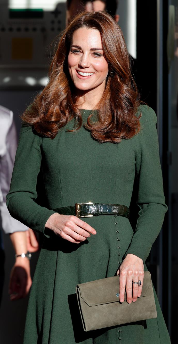 She is positively glowing! *(Image: Getty)*