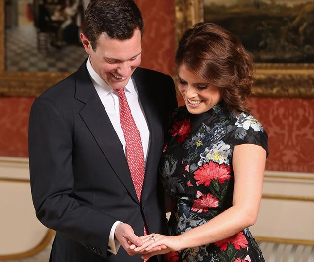 Eugenie and Jack announced their engagement in January 2018 and married nine months later. *(Image: Instagram @princesseugenie)*