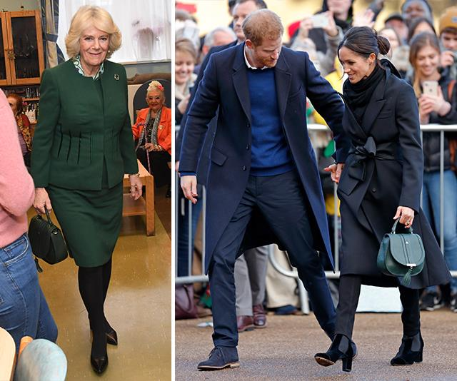 Can you spot the matching fashion item? *(Images: Getty Images)*