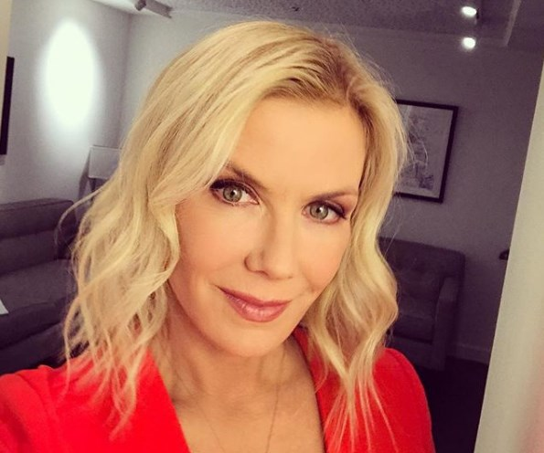 Katherine Kelly Lang is rumoured to be heading in to the South African jungle (Image: Instagram)