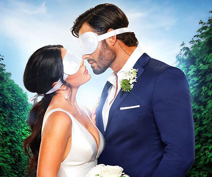 *Married At First Sight* is set to air Monday 28th January! (Image: Nine Network).