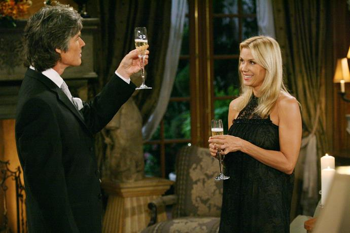 Katherine is best known for playing Brooke Logan on *The Bold and The Beautiful* (Image: Supplied).