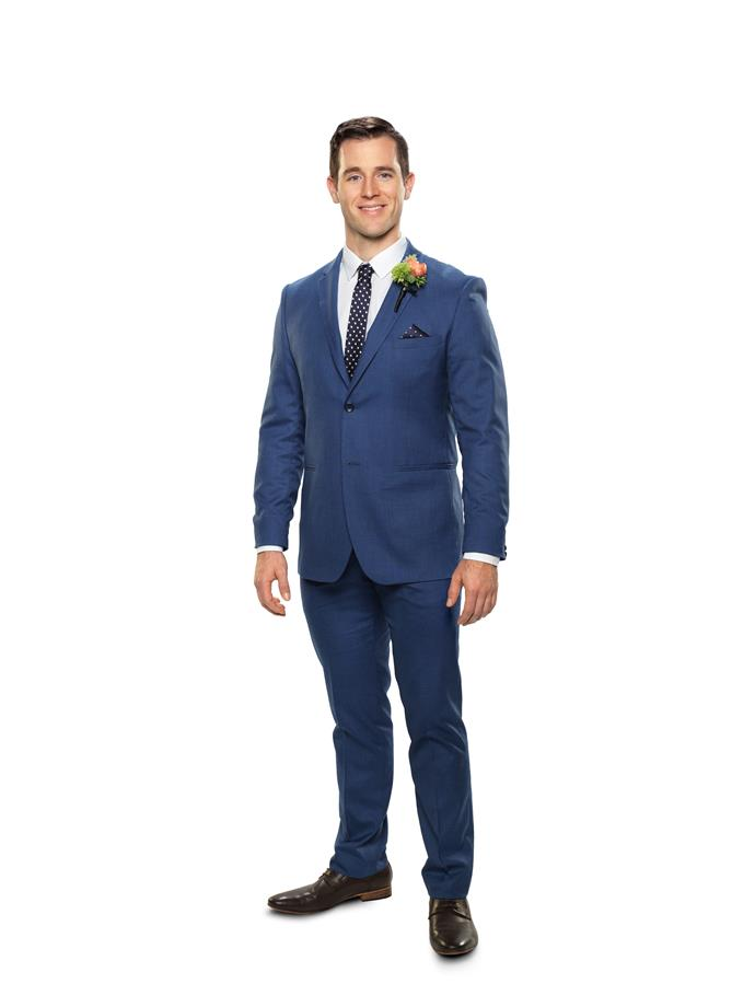 Matthew is set to star as a participant on *Married At First Sight.*