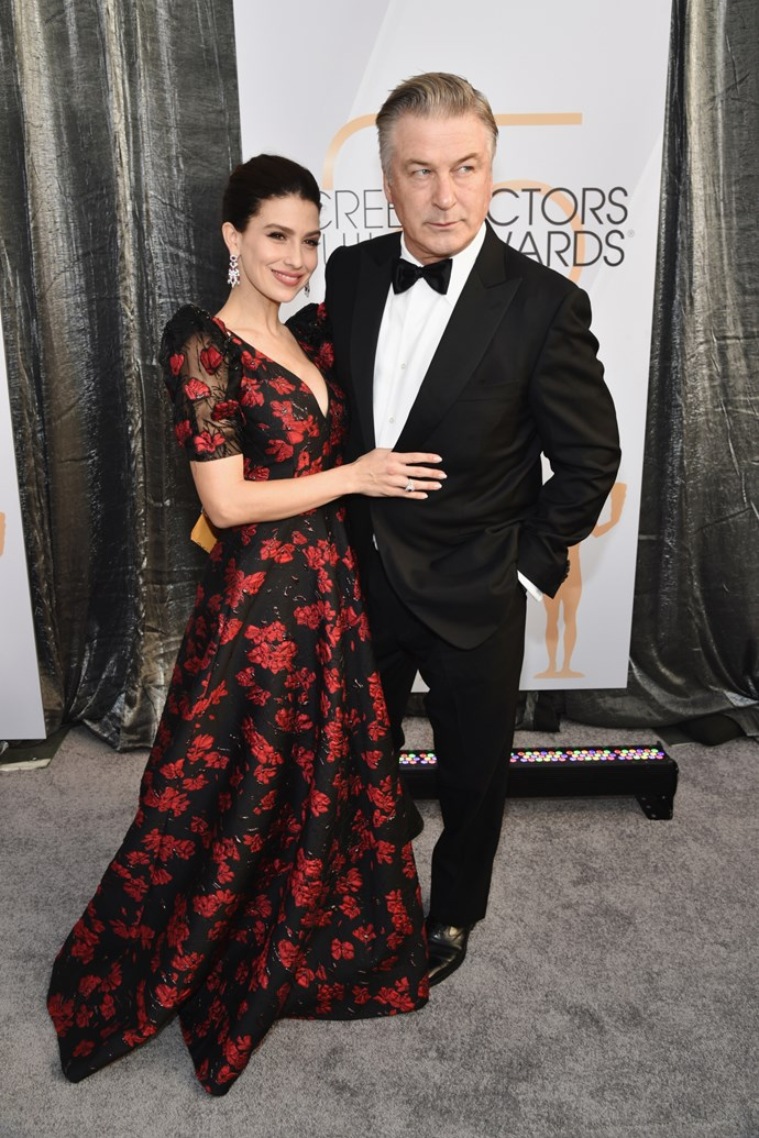 Watch out, power couple about! Alec and Hilaria Baldwin look seriously smoking.