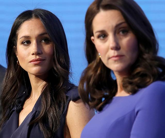 The duchesses are facing intense online criticism that has gone too far, according to a new report. *(Image: Getty)*